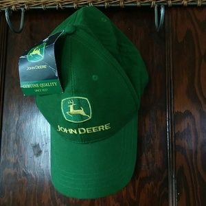 John Deere NWT Hat